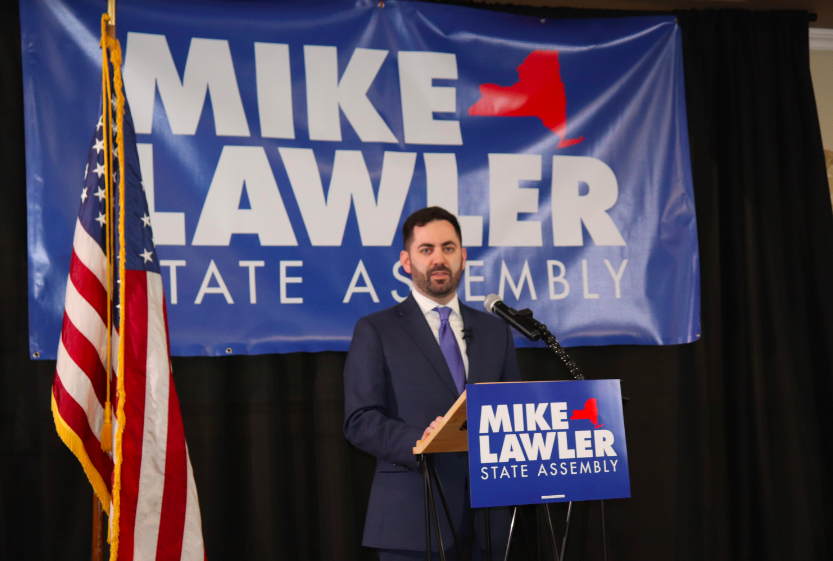 Lawler Kicks Off Assembly Campaign