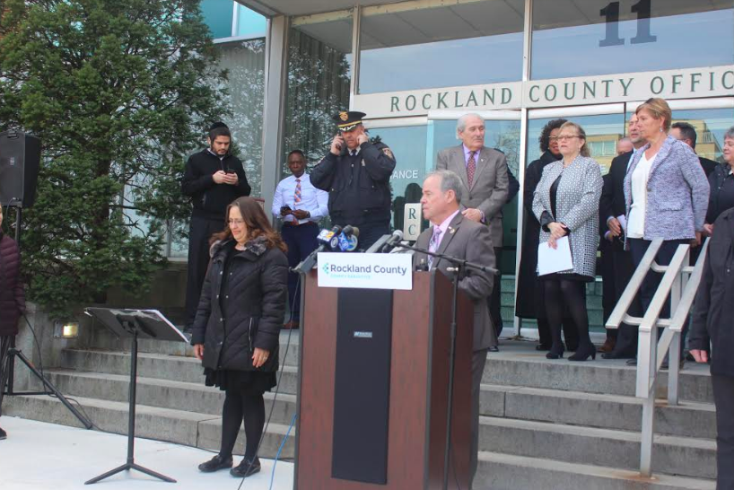 ED DAY DECLARES STATE OF EMERGENCY IN ROCKLAND