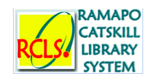 Ramapo Catskill Library System (RCLS) Respond to COVID-19 Outbreak Libraries continue to engage through a variety of digital platforms