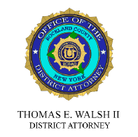 ROCKLAND COUNTY DISTRICT ATTORNEY'S OFFICE NEWEST EMPLOYEE