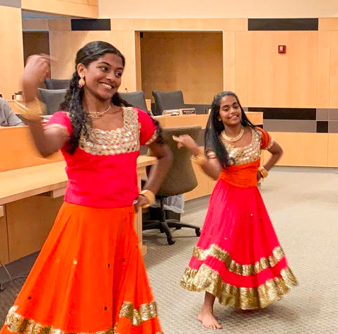 Celebrating Indian American Heritage Month