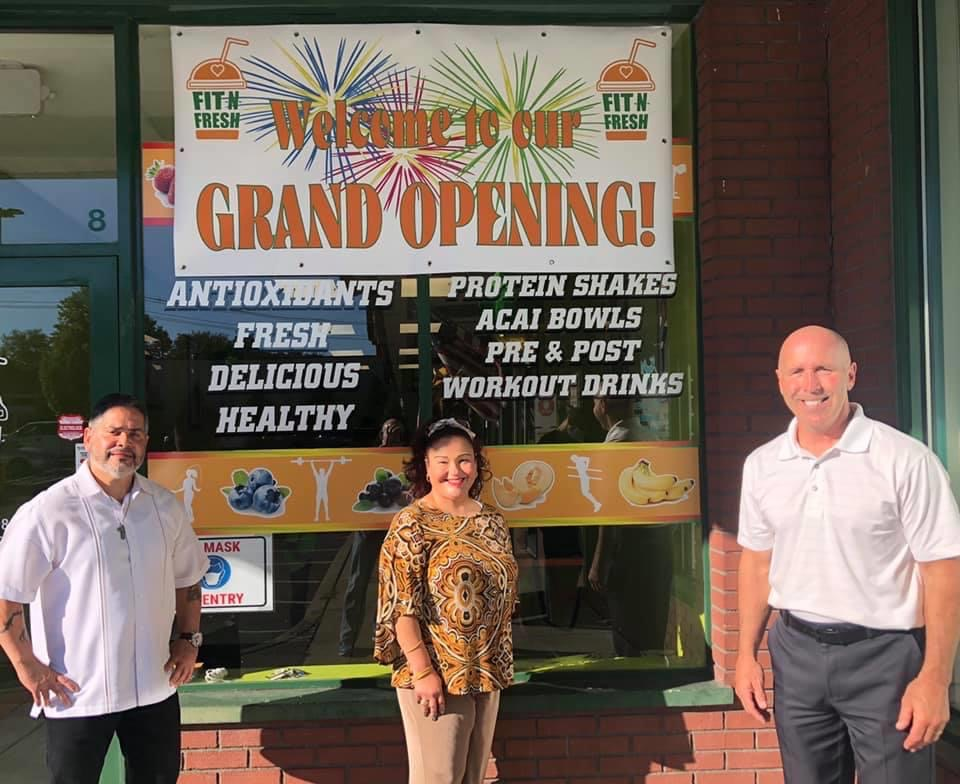Fit N' Fresh opens in Stony Point