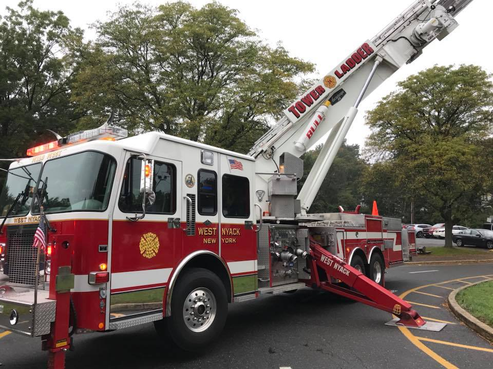 Stabbing at West Nyack Fire Department