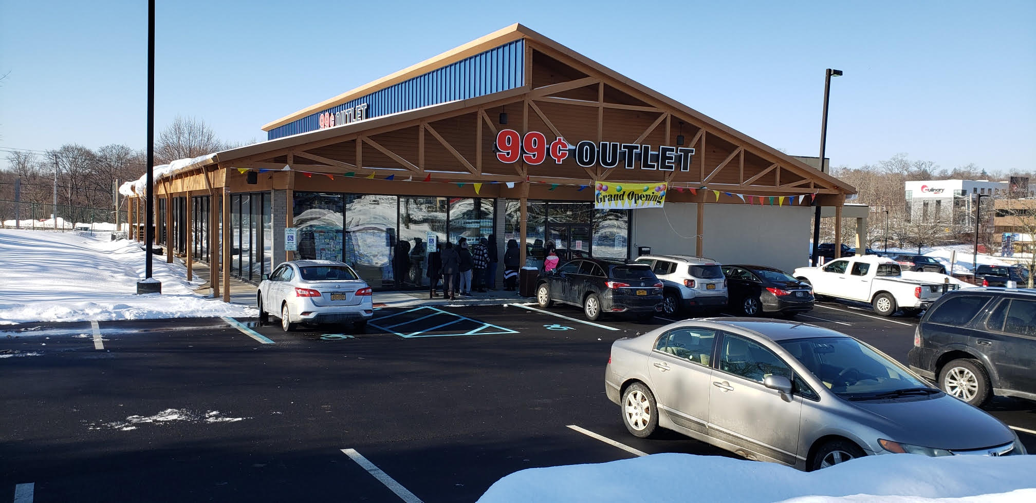 Grand Opening! New 99 Cent Outlet Comes to Spring Valley
