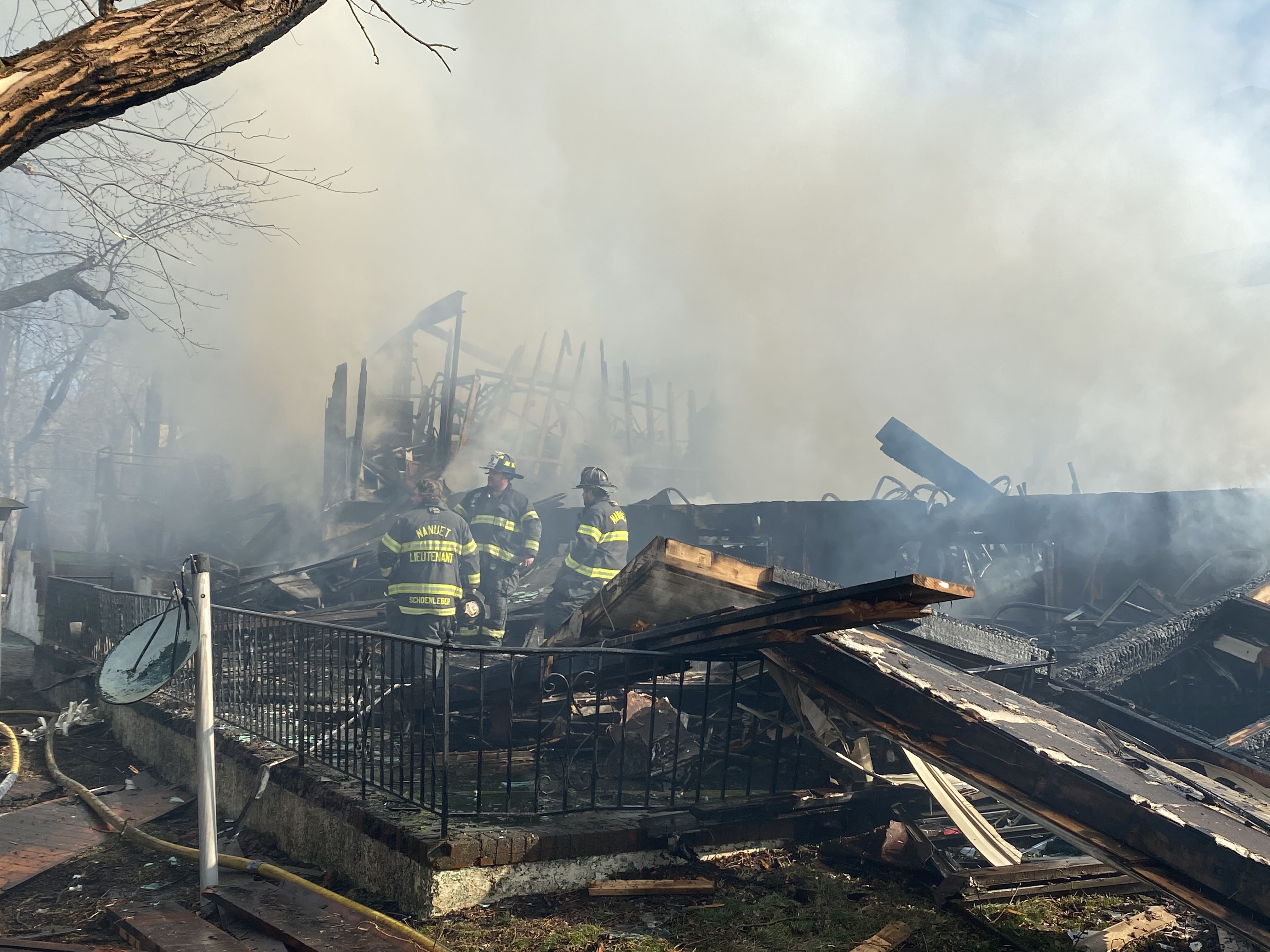 Fire at Spring Valley Assisted Living Facility: One Fatality, Firefighter Missing, Many Hospitalized