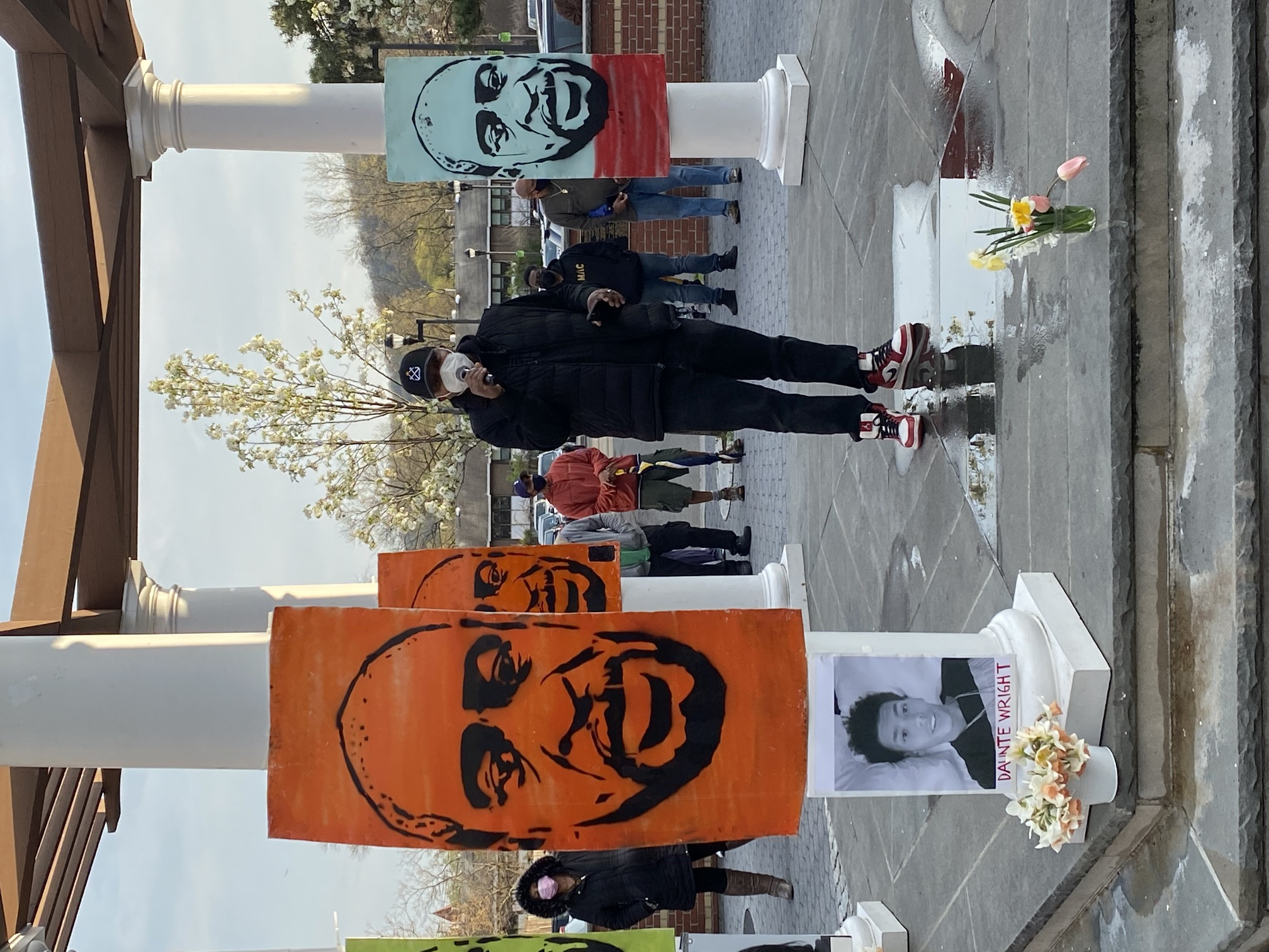 Nyack Mourns Victims of Police Brutality