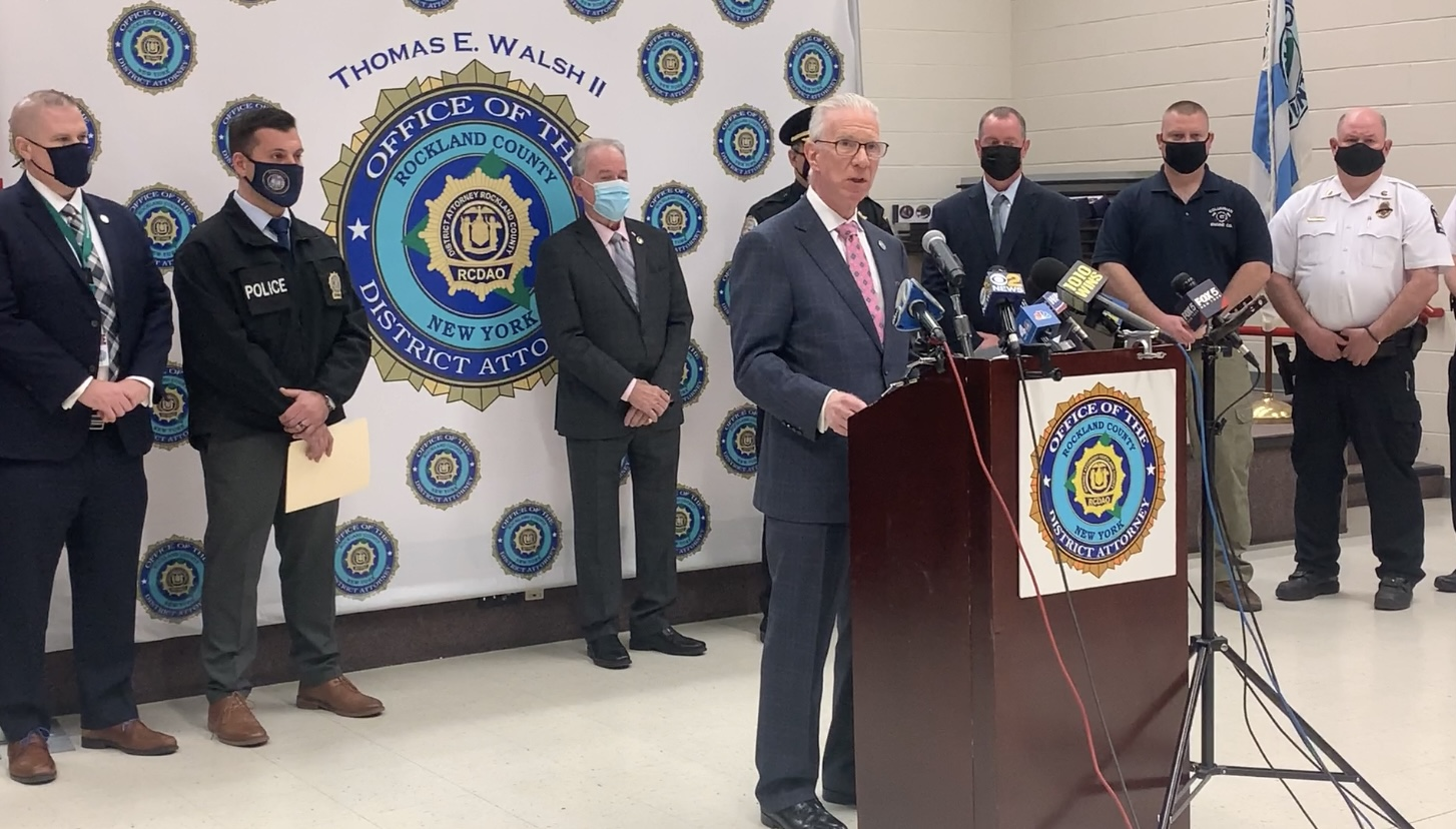 Rockland County DA Updates Public on Spring Valley Fire Investigation