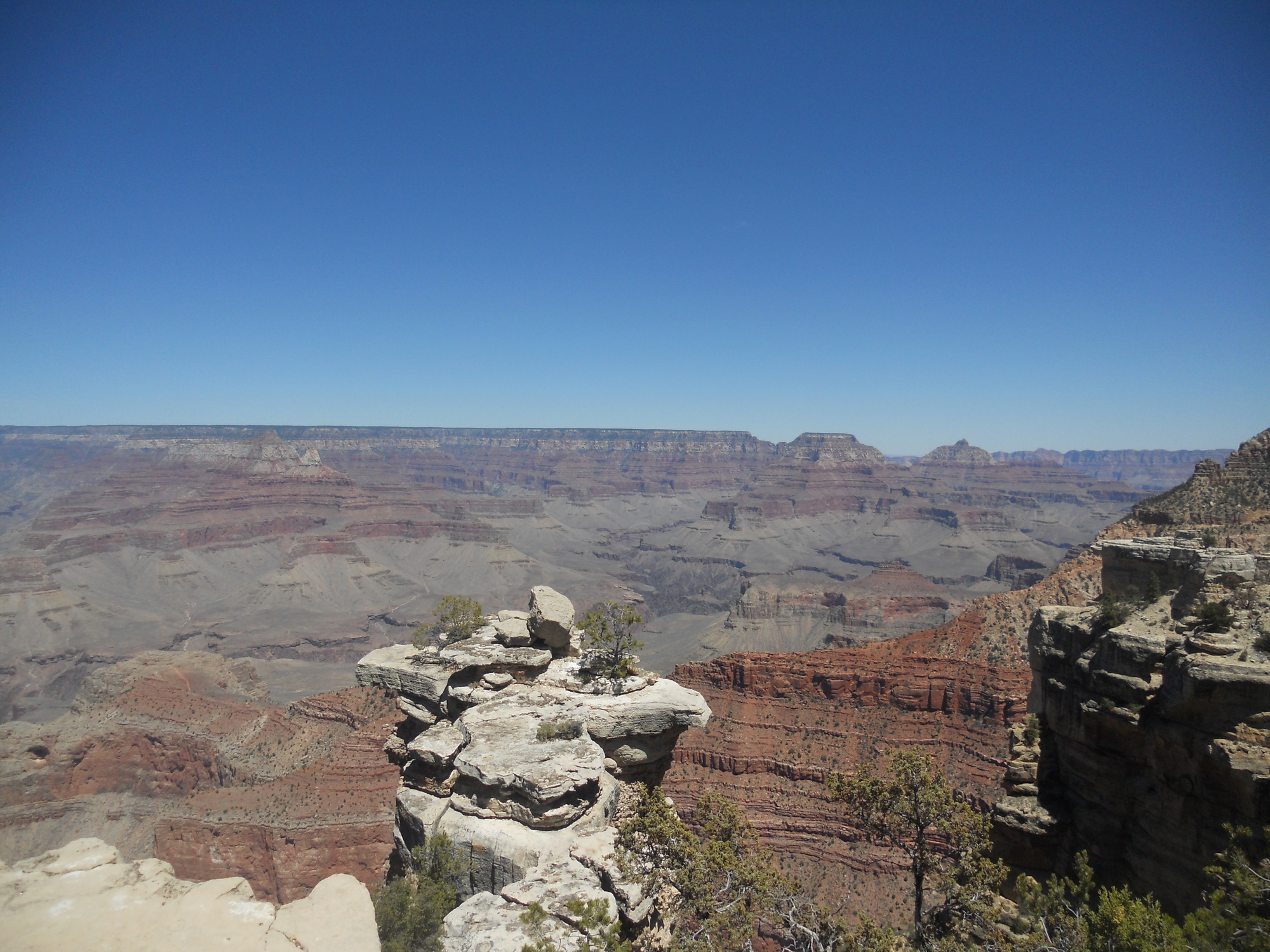 Unpopular Opinion: The Canyon, Not So Grand