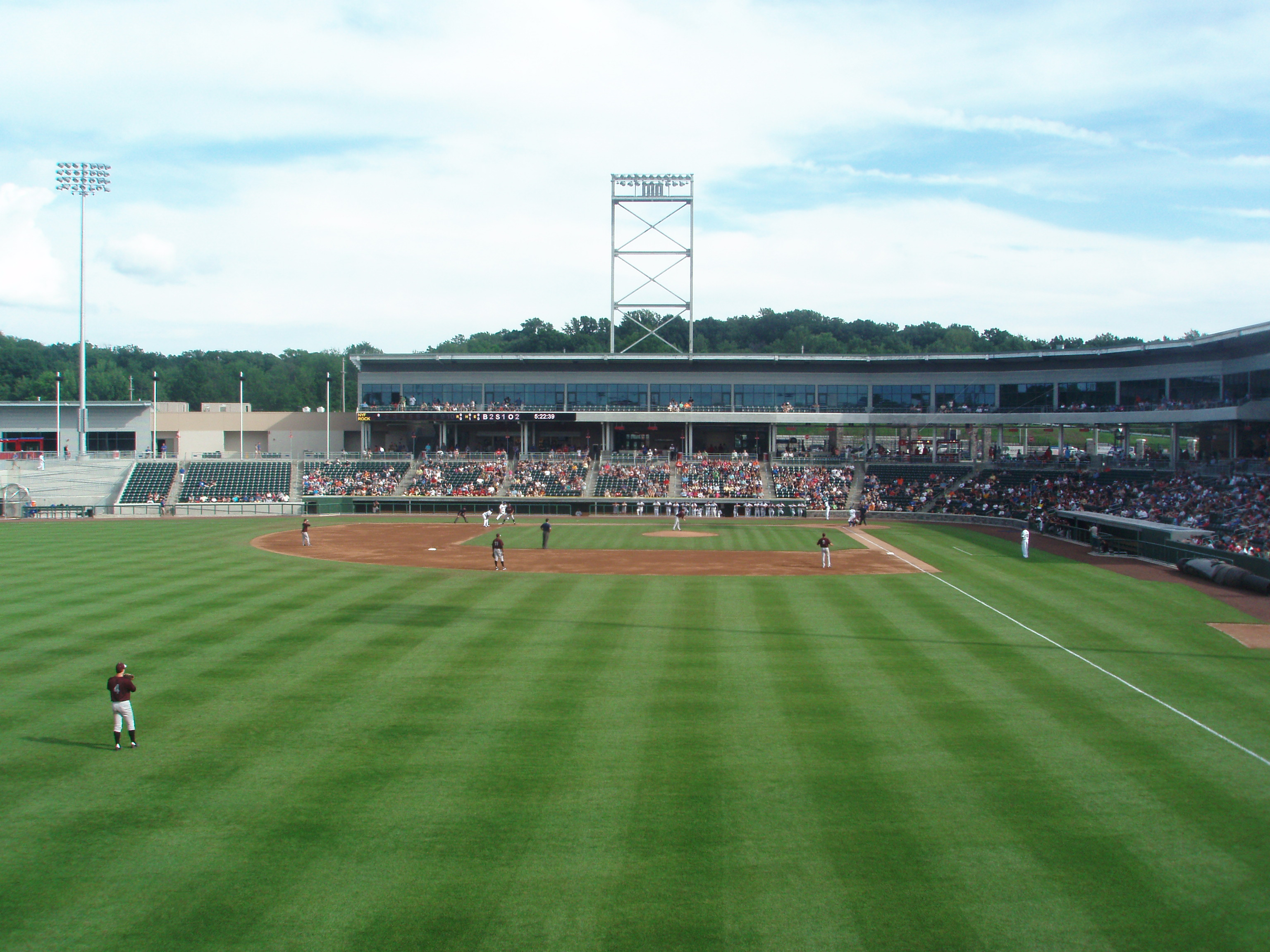 Covid-19 Vaccine Available for Ages 12+ At Boulders Stadium