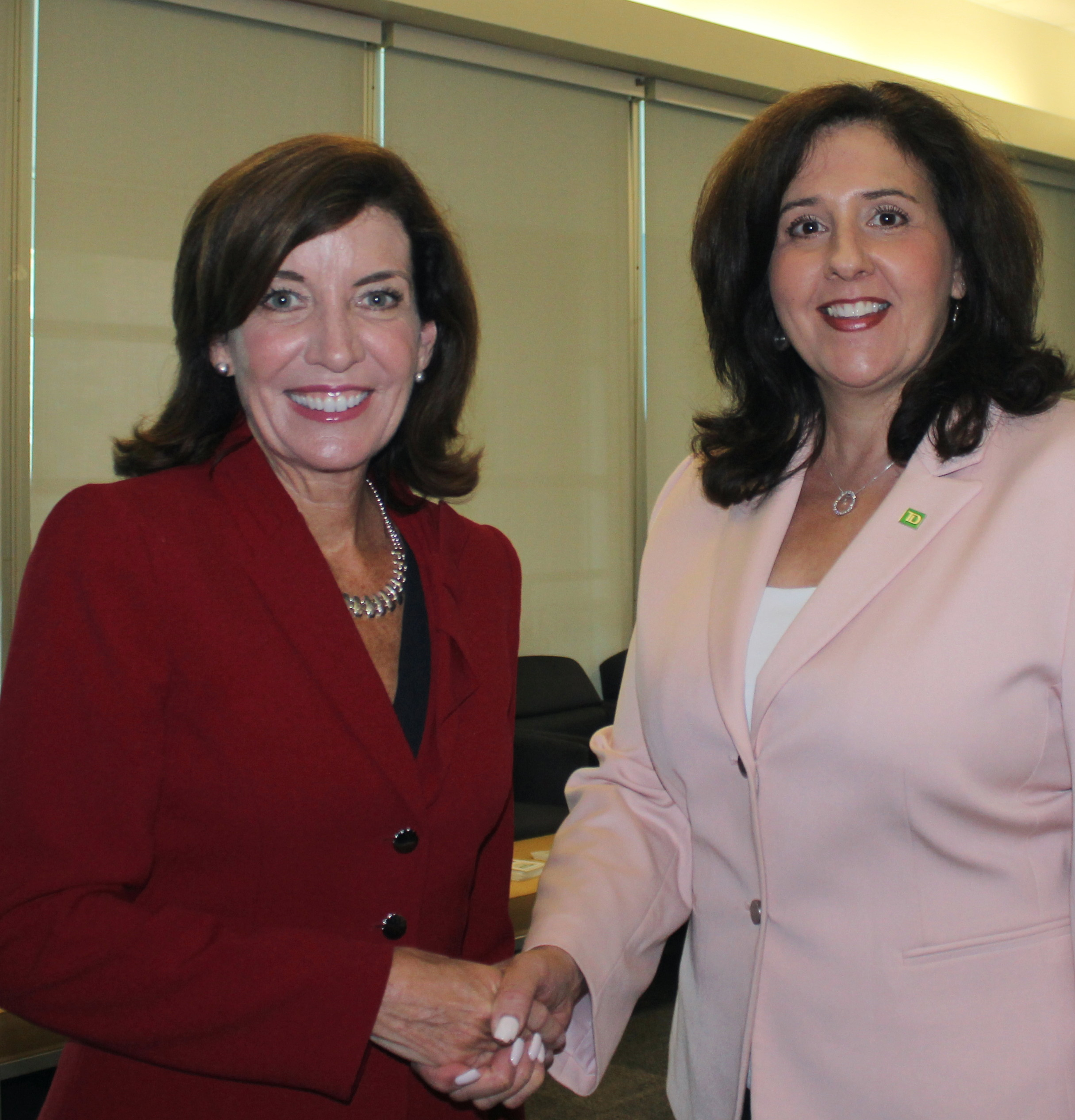Hochul to lead New York