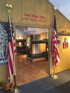 Last Stop, U.S.A.: A Salute to WWII at Camp Shanks Museum