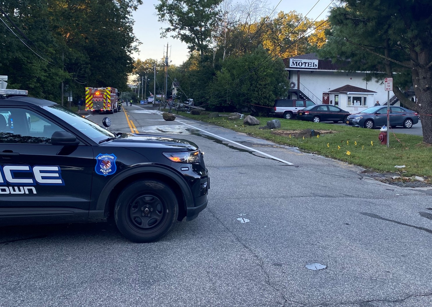 Fatal Car Accident on Route 9W